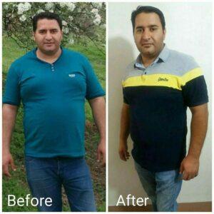 اکبر خانی - TMB students results