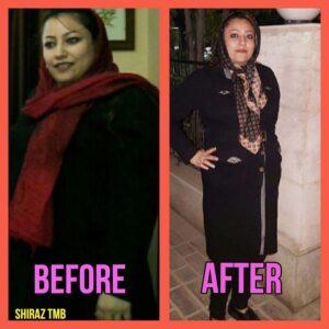 آزیتا ایمانی - TMB students results