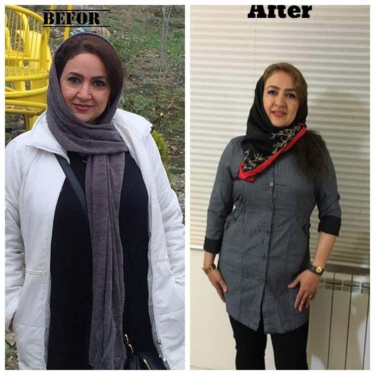 الهام عباسی - TMB students results