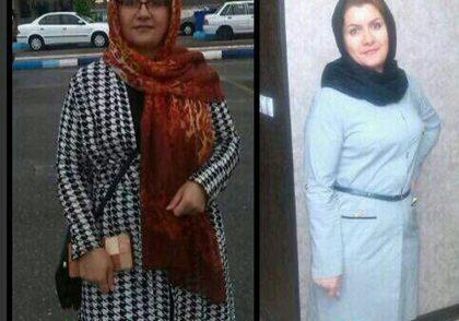 حاجیه حیدری - TMB students results