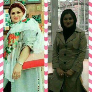 حلیمه صادقی - TMB students results