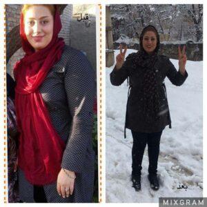 مریم علیمردانی - TMB students results