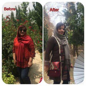 مریم روحانی - TMB students results