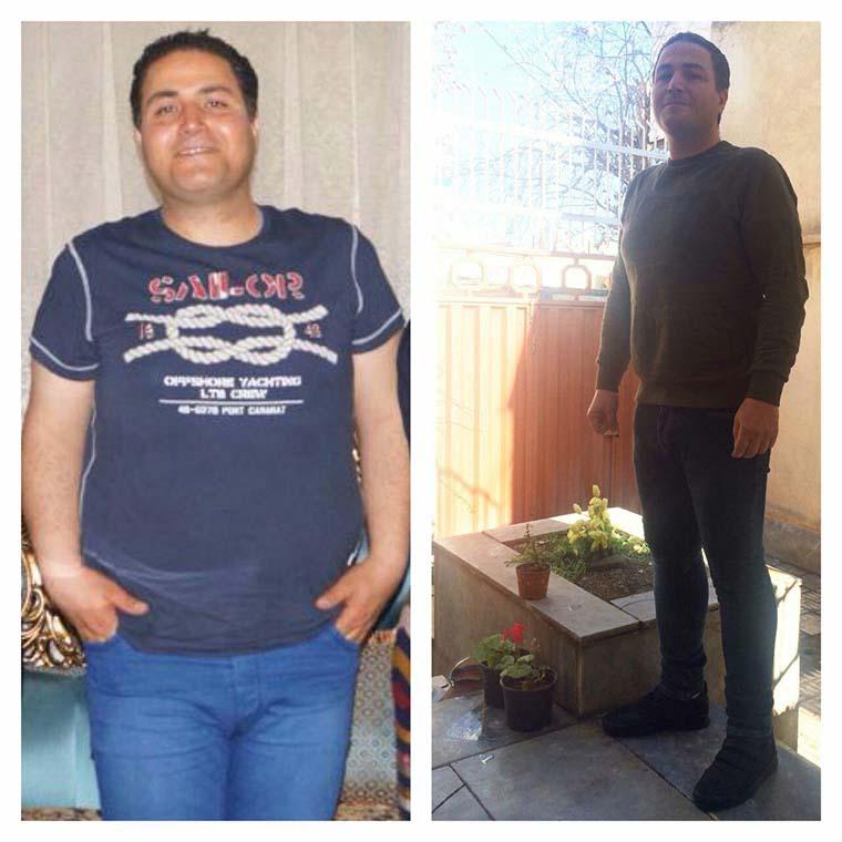 محمدرضا عزتی - TMB students results