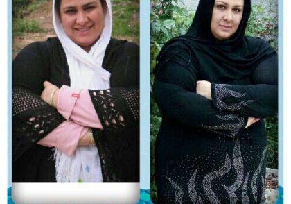 نعیمه افخمی - TMB students results
