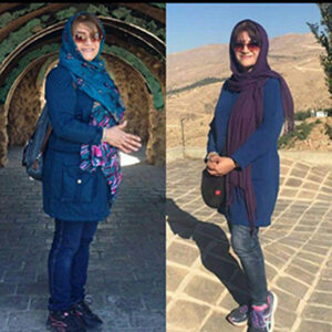 پانته آ حمزوی - TMB students results