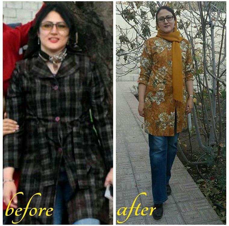 خانم روشنک بردبار - TMB students results