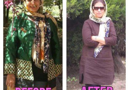 خانم سارا باقری - TMB students results