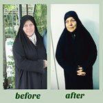 ژیلا صمدی - TMB students results